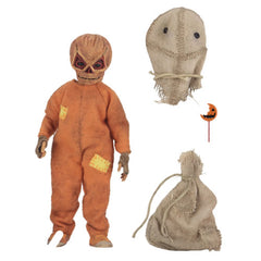 "Retro Clothed Action Figures - Trick 'r Treat - 8"" Sam"