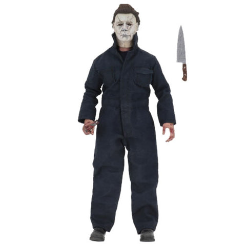 "Retro Clothed Action Figures - Halloween (2018) - 8"" Michael Myers"