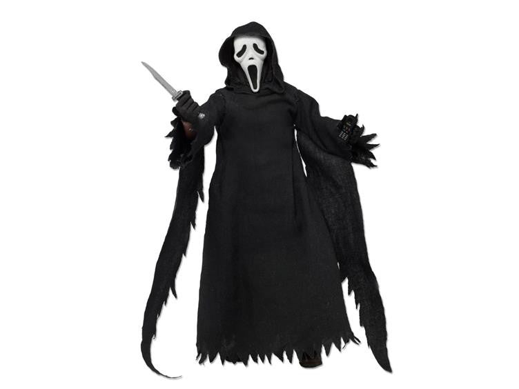 "Scream 8"" Clothed Figure - Ghostface"