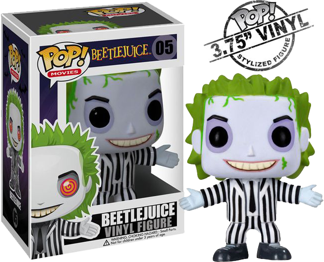Pop! Movies: Beetlejuice- Beetlejuice