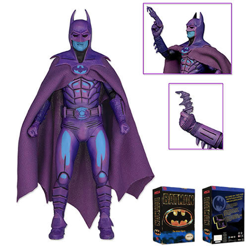 "Batman 7"" Figures - Batman 1989 Classic Video Game Appearance"