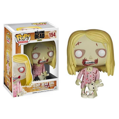 Pop! Television:The Walking Dead Series 5 - Teddy Bear Girl
