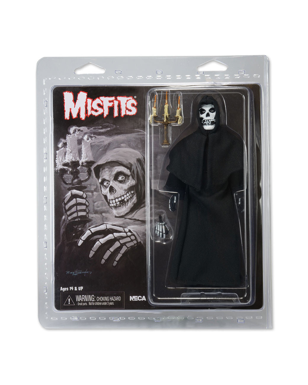 "The Misfits The Fiend 8"" Figure - Black Robe"