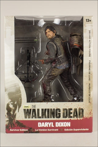"The Walking Dead 10"" Deluxe Daryl Dixon V2 Bloody"