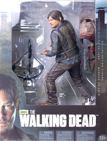 "The Walking Dead 10"" Deluxe Daryl Dixon"