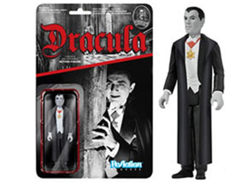 "Universal Monsters 3.75"" ReAction Retro Action Figure - Dracula"