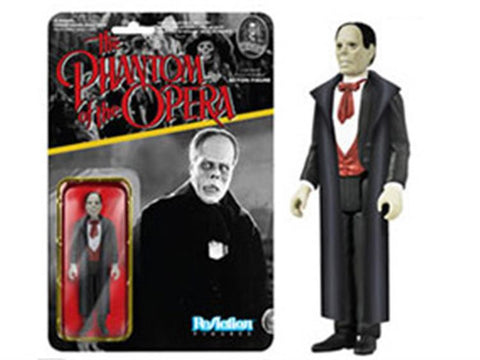 "Universal Monsters 3.75"" ReAction Retro Action Figure - Phantom"