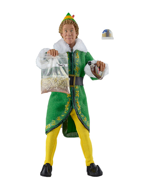 "Elf – 8"" Clothed Action Figure – Buddy the Elf"