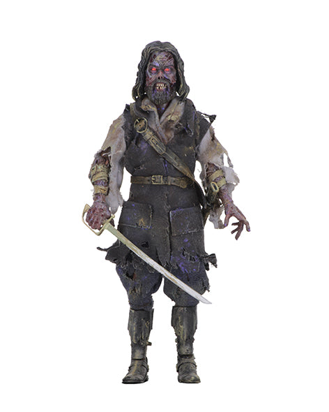 "The Fog – 8"" Clothed Action Figure – Captain Blake"
