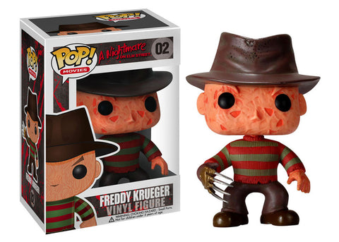 Pop! Movies: A Nightmare on Elm street Freddy Krueger