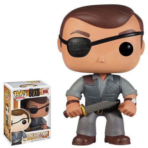 Pop! Television:Walking Dead The Governor