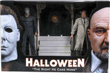 NECA Halloween Boxed Set The Night He Came Home Michael Myers Dr. Loomis