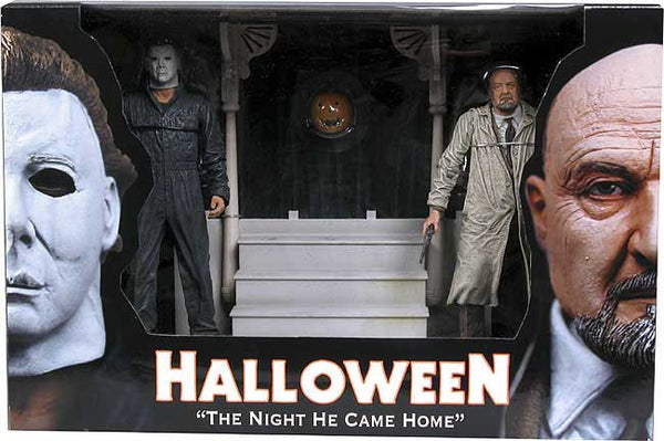 Neca Halloween Boxed Set The Night He Came Home Michael