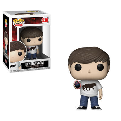 Pop! Movies: IT S2 Ben Hanscom