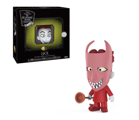 Funko 5 Star NBX Series 1 Lock