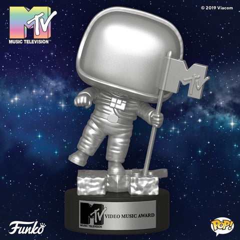 Funko MTV Moon Man