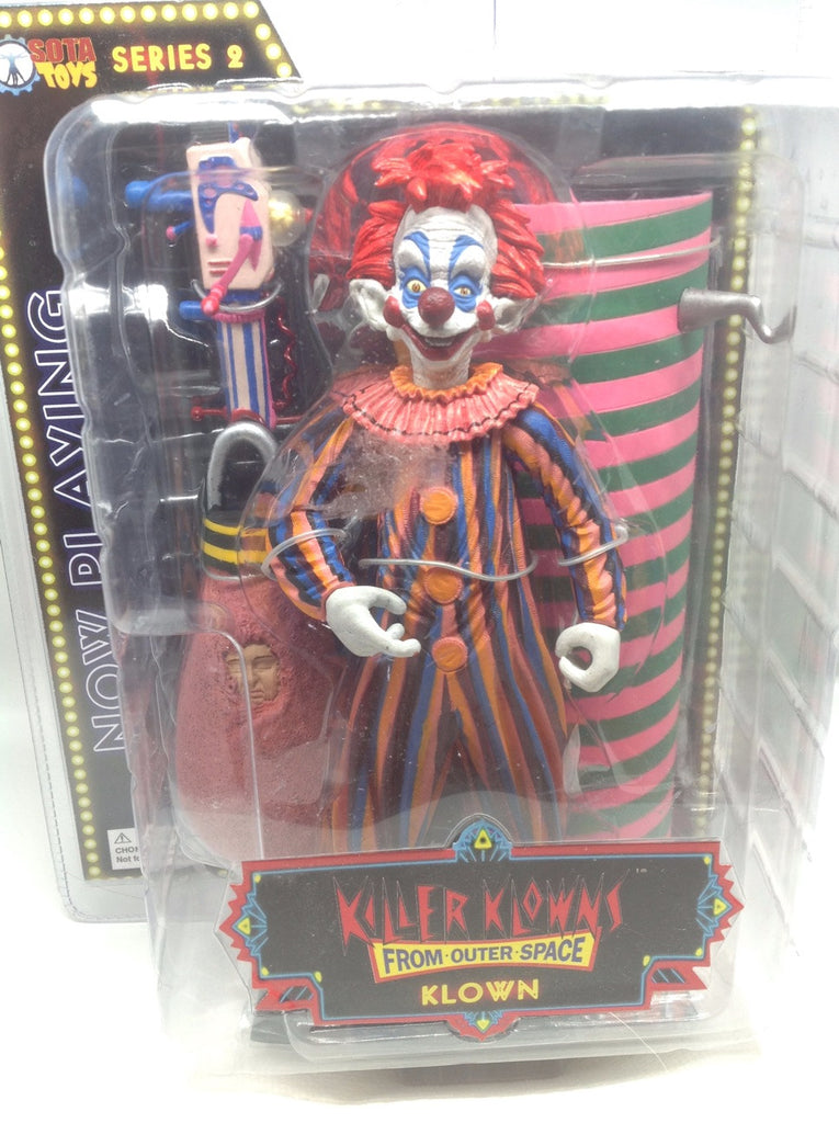 Now Playing Killer Klown (Killer Klowns from outer Space)