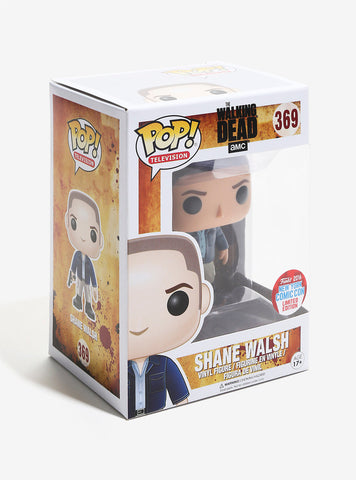 Funko Pop! The Walking Dead Shane Walsh Vinyl Figure - New York Comic Con BoxLunch Exclusive