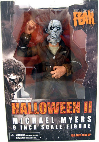 "Mezco Halloween 2: Michael Myers 9"" Stylized Roto Figure"