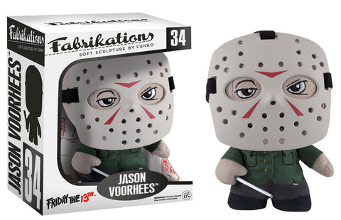 Friday The 13th Jason Voorhees Fabrikation Plush