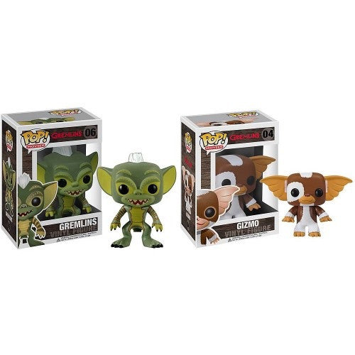 Pop! Movies: Gremlins-Gizmo and Gremlin Set of Two