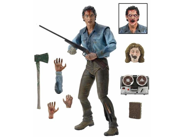 "Evil Dead 2 - Ultimate Ash 7"" Figure"