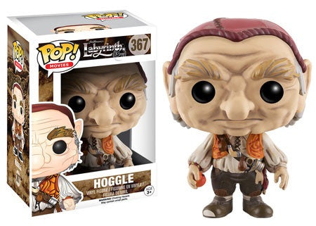 Pop! Movies: Labyrinth Hoggle
