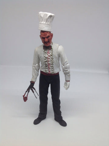 Mezco Cinema of Fear Series 3: A Nightmare on Elm Street Dream Child Freddy Krueger Loose