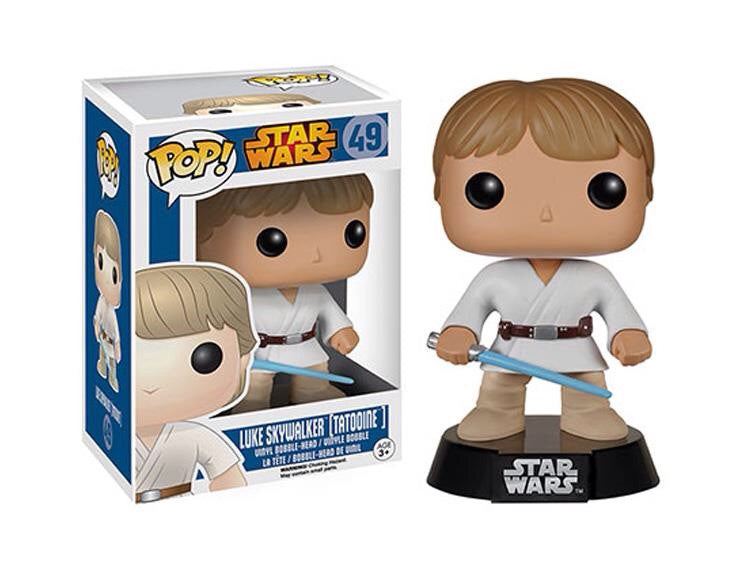 Pop! Movies: Star Wars Tatoonie Luke