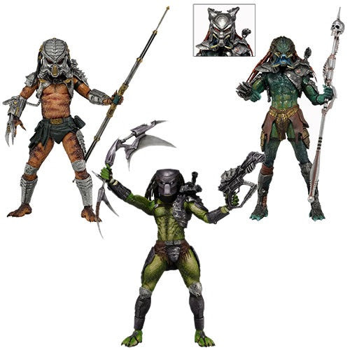 Predator Series 13 Set of Three