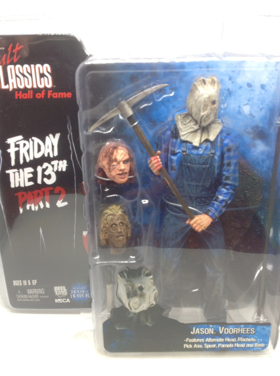Cult Classics Friday The 13th Part 2 Jason
