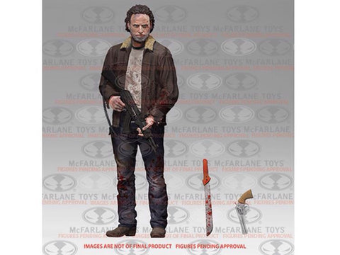 The Walking Dead TV Series 08 - Rick Grimes