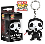 Pocket Pop! Horror Keychains Ghostface