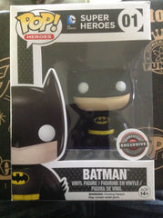 Pop! Exclusive Black Friday Batman