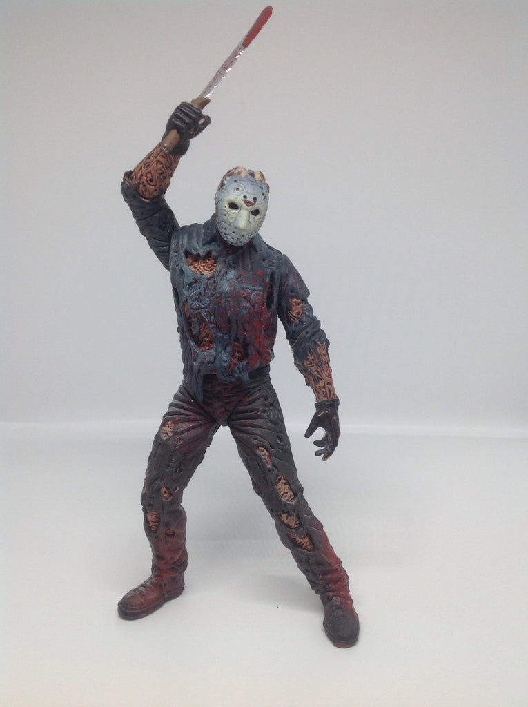 Movie Maniacs Series 1 Jason Voorhees Loose