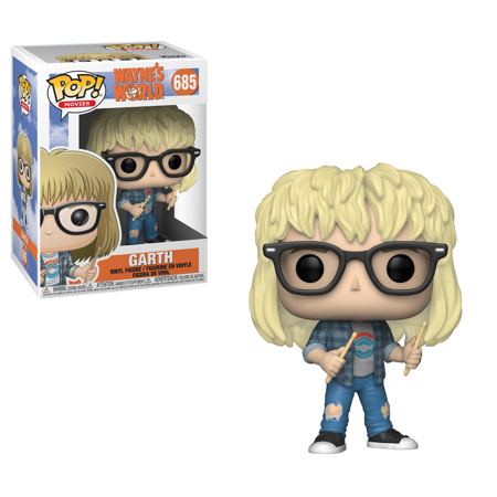 Funko Pop! Movies Wayne's World- Garth