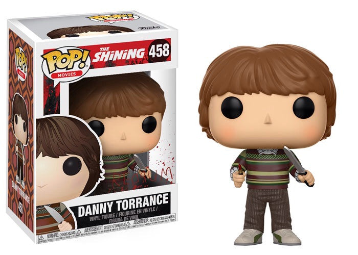 Pop! Movies: Stanley Kubrick's The Shining Danny Torrance