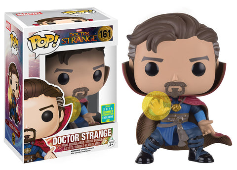 FUNKO POP! DOCTOR STRANGE VINYL FIGURE 2016 SUMMER CONVENTION EXCLUSIVE