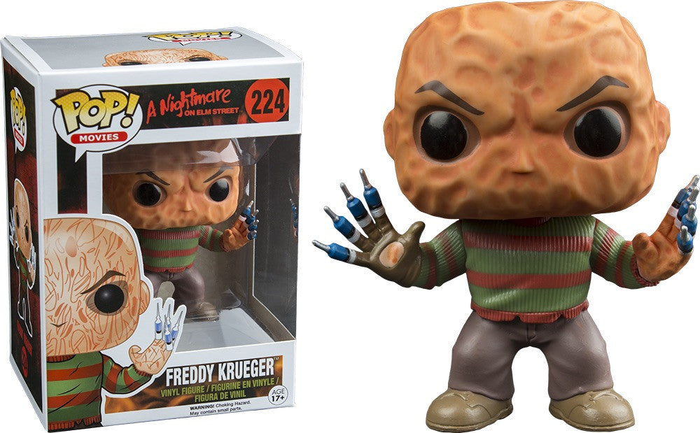 Pop! Exclusive A Nightmare on Elm Street Freddy