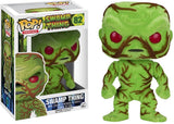 Pop! Exclusive Flocked Swamp Thing