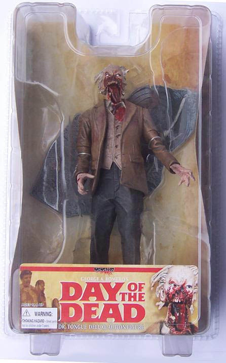 DAY OF THE DEAD: Dr.Tongue Action Figure