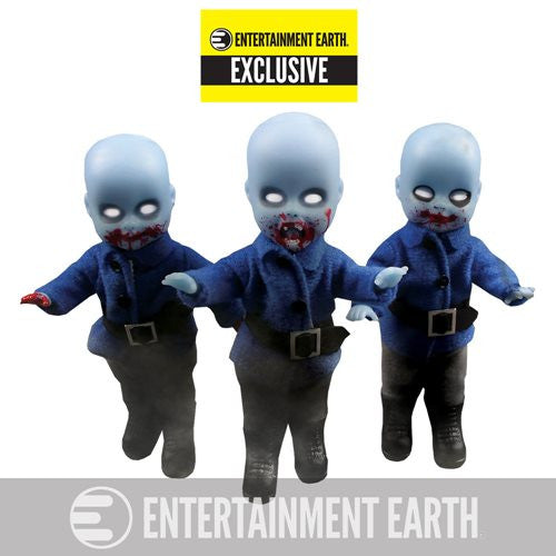 Living Dead Dolls Munchkins of Oz 3-Pack - Entertainment Earth Exclusive