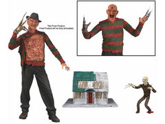 "A Nightmare on Elm Street III: Dream Warriors 7"" Ultimate Action Figure Freddy"