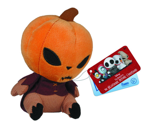 Mopeez Nightmare before Xmas The Pumpkin King Plush