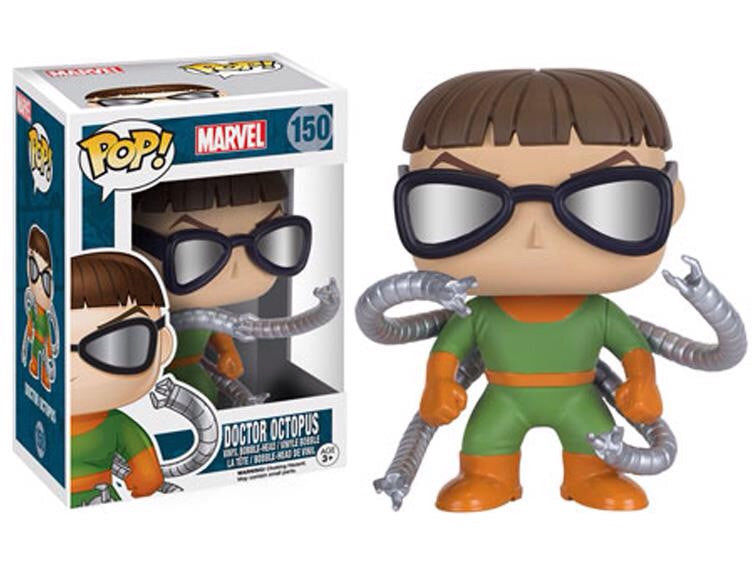 Pop! Marvel: Series 4 Doctor Octopus