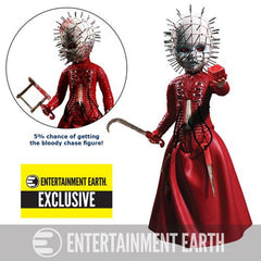 Living Dead Dolls Hellraiser III Pinhead Red Variant - Entertainment Earth Exclusive