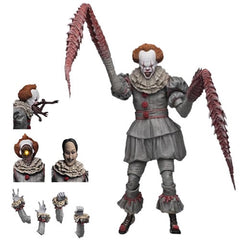 "IT 7"" Figures - Ultimate ""Dancing Clown"" Pennywise (2017 Movie)"