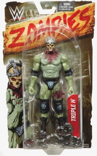 WWE Zombies Series 1 Triple H