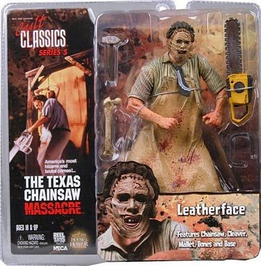 Texas Chainsaw Massacre Leatherface Cult Classics Series 5