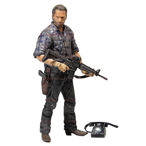 The Walking Dead Series 7.5 (TV Version) - Woodbury Assault Rick Grimes